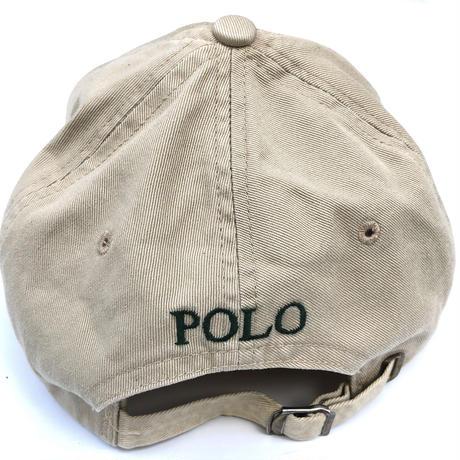 """Polo  Ralph Lauren """"  pony logo  cap """"  (spice)"""