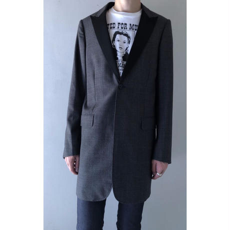"Dior Homme ""Long Tailored Jacket"""