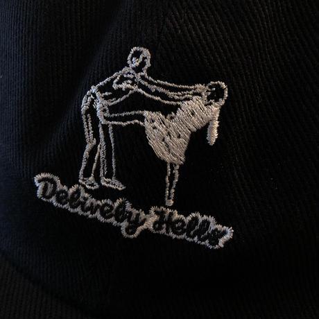 Delivery Hells   / Kick  Cap (black)