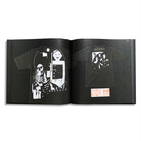 VINTAGE ROCK T BOOK「Noirshirt」