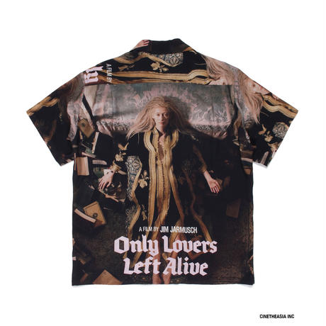 "WACKO MARIA / JIM JARMUSCH ""Hawaiian shirt (type-2)"
