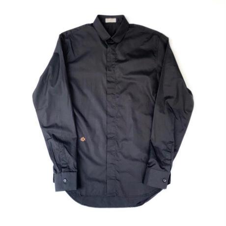 "Dior Homme 08AW ""Round Collar L/S Shirts"""