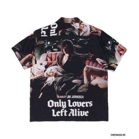 "WACKO MARIA / JIM JARMUSCH ""Hawaiian shirt (type-3)"
