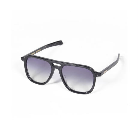 WACKO MARIA  x DJ HARVEY NATIVE SONS GLASSES (black sasa) (blue)