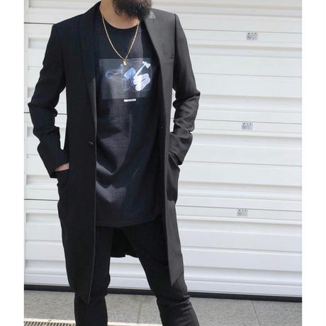 """Dior Homme 08AW """"Long Tailored Coat"""""""