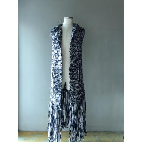 "Dior Homme  ""Knit Cape  "" (Hi brand hurugi)"