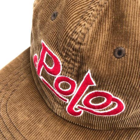 "Polo Ralph Lauren ""  Corduroy cap ""  (spice)"