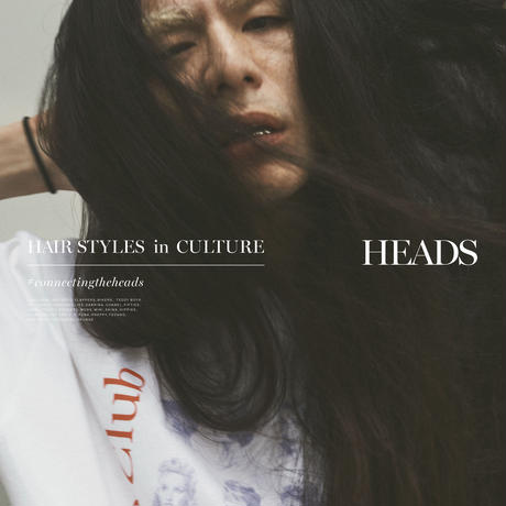 """""""HEADS"""" Limited T-Shirts"""