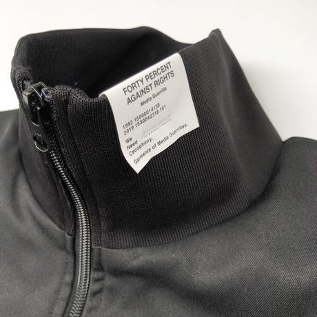 "FORTY PERCENT AGAINST RIGHTS / ""BULLETINE JACKET"""