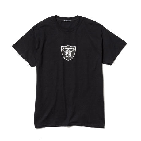 "Delivery Hells / ""Team"" Tee (black)"