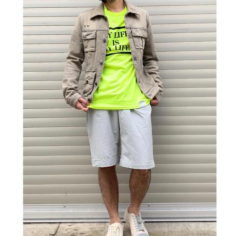 """Alexander McQueen""""Denim jacket"""" (Hi brand hurugi)"""
