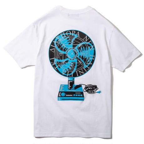 "Diaspora skateboards  / ""Fan Magic Circle"" Tee (white)"