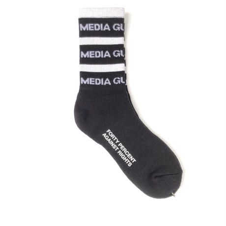 "FORTY PERCENT AGAINST RIGHTS / ""MG SOX"" (black)"
