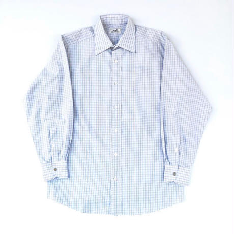 HERMES / L/S Check Shirt
