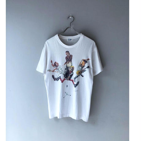 """90's THE BLUE HEARTS S/S tee members"" (spice)"