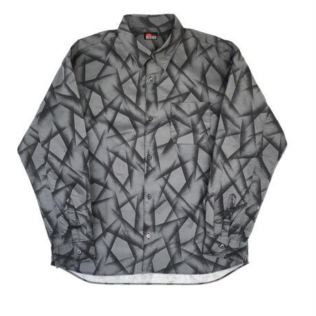 MASSES /  Shadow G Shirt L(black)