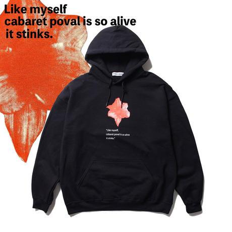 Cabaret poval / Void Hooded Sweatshirt (black)