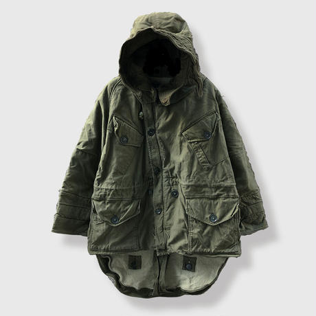 70's  British Army Middle Parka (spice )