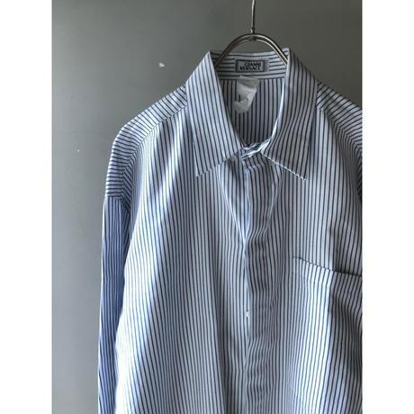 "VERSACE ""L/S stripe shirt"" #13 (Hi brand hurugi)"