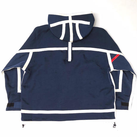 PHINGERIN / WAVE PARKA (ブルー)