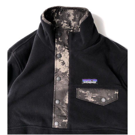 """patagonia """"pull over reversible jacket """" (spice)"""