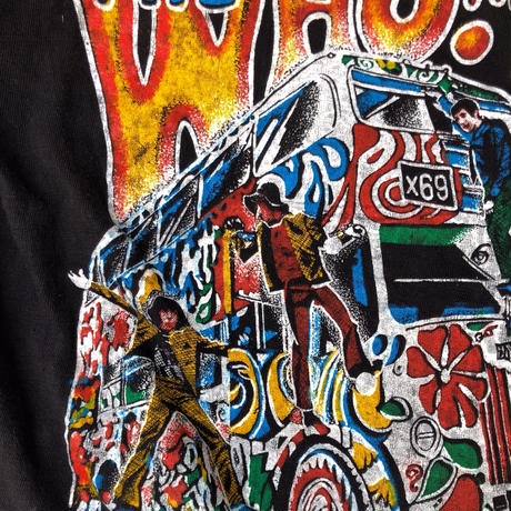 THE WHO MAGIC BUS Tee (spice)