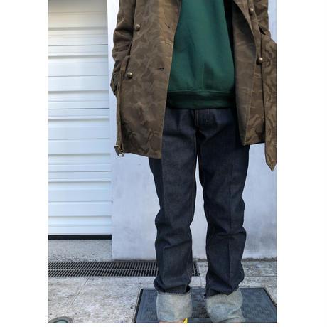 """2003 YVES SAINT LAURENT """" Denim Pants  """"  (spice)"""