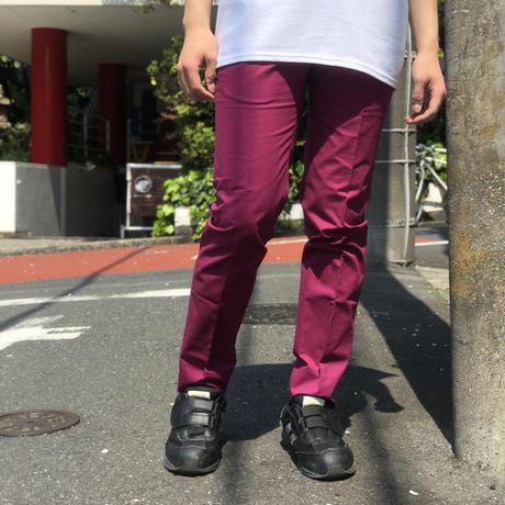 HERMES /  Color Pants #11 (hi brand furugi)