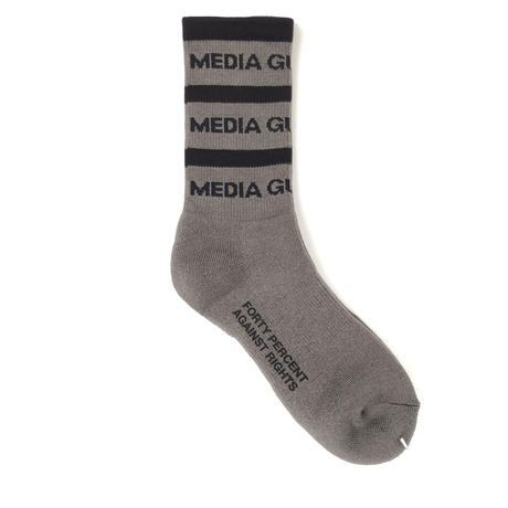 "FORTY PERCENT AGAINST RIGHTS / ""MG SOX"" (gray)"