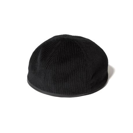 F-LAGSTUF-F × STYLIST TEPPEI / NO BRIM CAP  (black)
