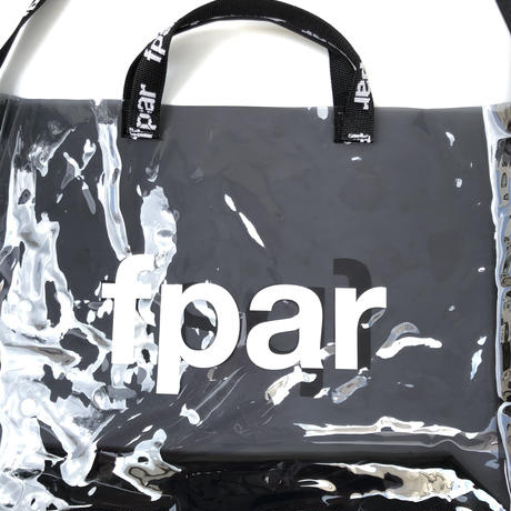 "FORTY PERCENT AGAINST RIGHTS / ""fpar SHOULDER BAG"" (gray)"