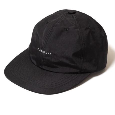 F-LAGSTUF-F / 3M 6PANEL CAP(black)