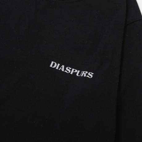 Diaspora skateboards / Diaspure L/S Tee (black)