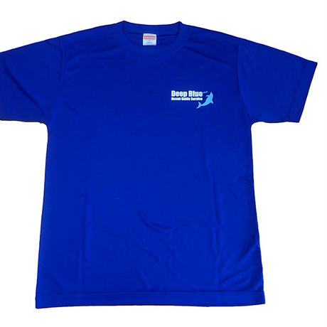 Tシャツ Into the Blue スキンダイバー