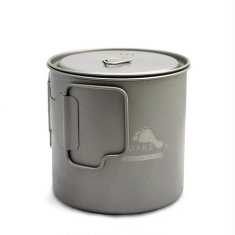 TOAKS / LIGHT TITANIUM 650ML POT