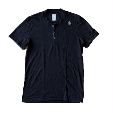 ACLIMA / LIGHTWOOL HENLEY SHIRT