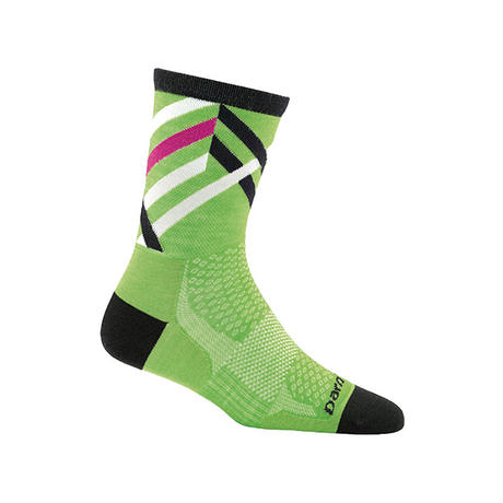 DARN TOUGH / Women's 1785 Graphic Stripe Micro Crew Ultra Light Sock