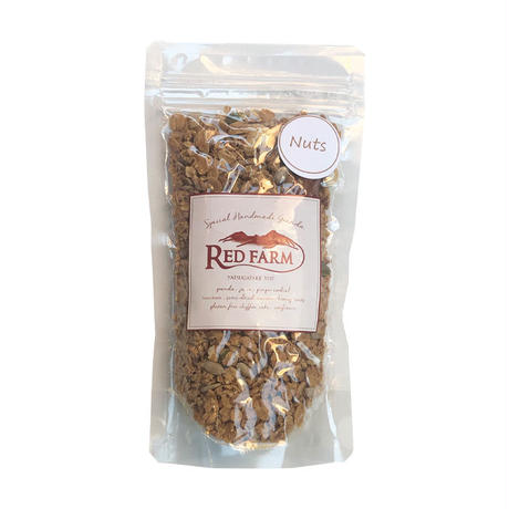 REDFARM / Nuts