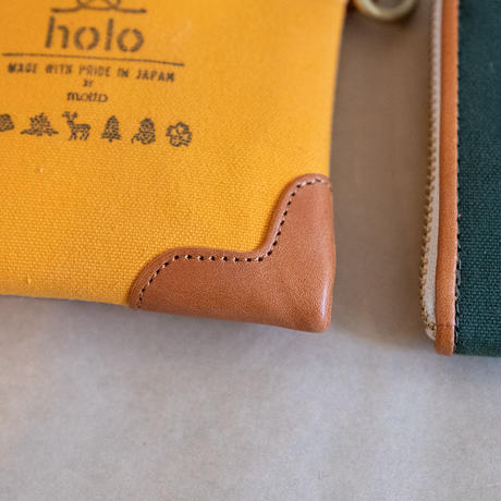 【DM便180円】holo | Campers Wallet Small