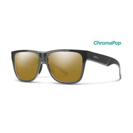 SMITH / Lowdown 2 Gravy Tortoise(ChromaPop Polarized Bronze Mirror)