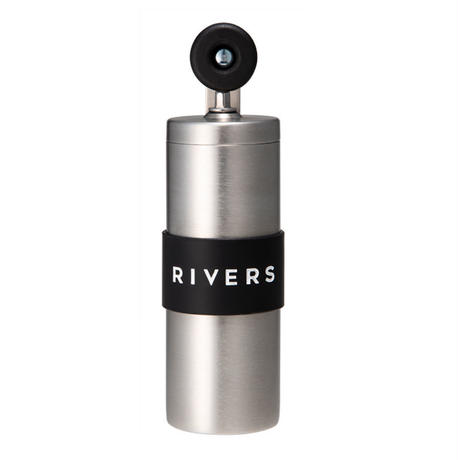 RIVERS / COFFEE GRINDER GRIT SILVER