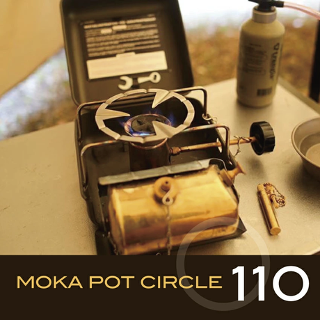 【DM便180円】Moka Pot Circle 110
