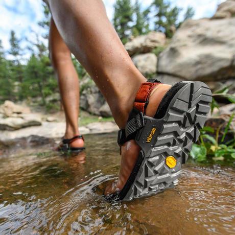 BEDROCK|Cairn 3D PRO II Adventure Sandals