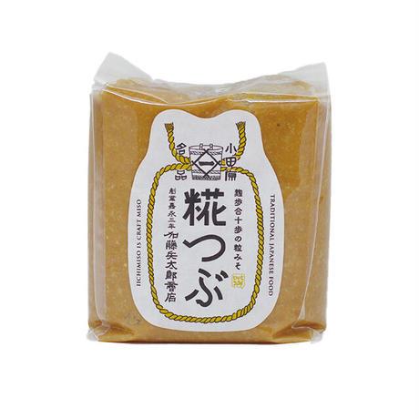 【DM便180円】加藤兵太郎商店|いいちみそ 糀つぶ 200g
