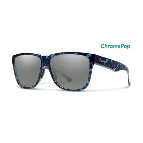 SMITH / Lowdown XL 2 Imperial Tortoise(ChromaPop Polarized Platinum)