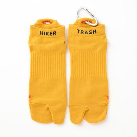 "【DM便180円】HIKER TRASH ZEN SOCKS ""HIKE&RUN""(HT30005)"