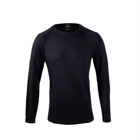 POINT6|Men's Base Layer Long Sleeve Mid-Weight Crew Neck Top
