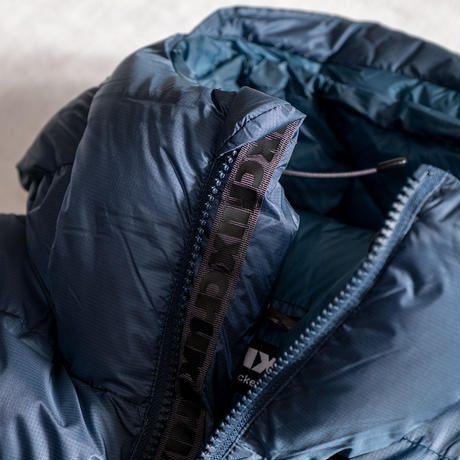 crux|Rimo Jacket |Steal Blue