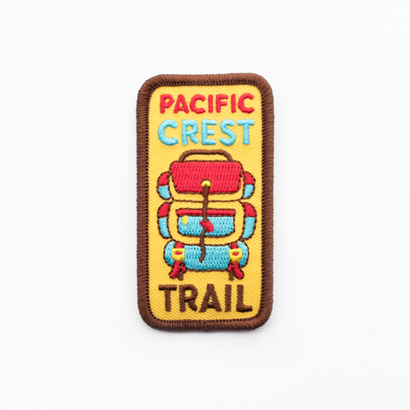 Kimberlin Co. / PACIFIC CREST TRAIL PATCH