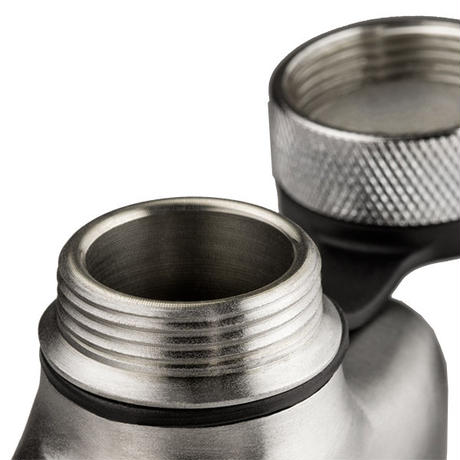 GSI|GLACIER STAINLESS HIP FLASK